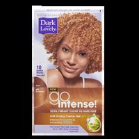 Go Intense Golden Blonde Permanent Hair Color