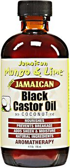 Coconut Black Castor Oil