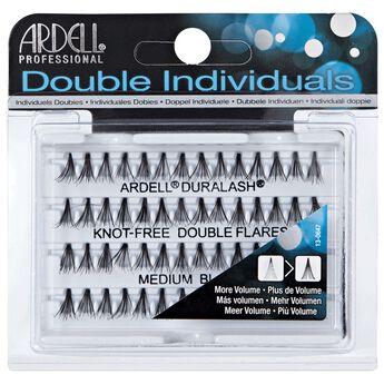 Double Individual Medium Lashes