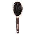 Boar Bristle Oval Cushion Brush