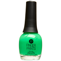 Nail Color Silkscreen Green Neon