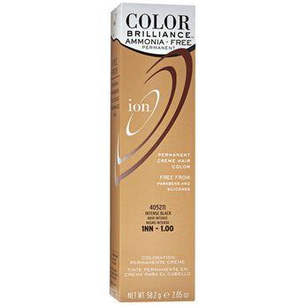 Ion Color Brilliance Ammonia Free Permanent Creme Hair Color