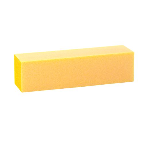 Yellow Fine Grit Finishing Block Buffer