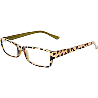 Leopard Printed 1.25 Reading Glasses