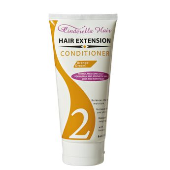 Orange Dream Hair Extension Conditioner