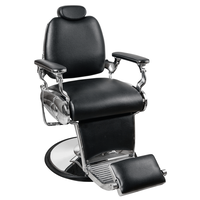 Jaguar Barber Chair