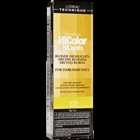 HiColor Blonde HiLights Natural Blonde Permanent Creme Hair Color
