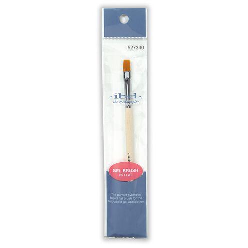 #6 Flat Gel Nail Brush