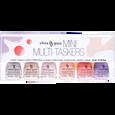 Active Colour 6PC Mini Multi-Taskers Kit