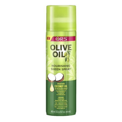 Olive Oil Sheen Spray