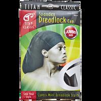 Jumbo Size Spandex Dreadlock Cap