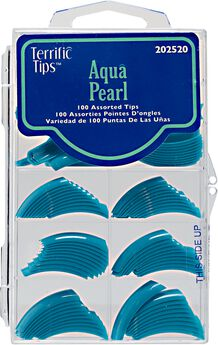 Aqua Pearl Color Tips