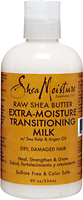 Extra Moisture Transitioning Milk
