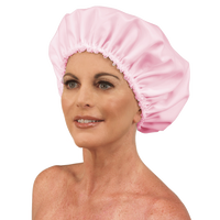 Pink Headline Satinette Sleepwear
