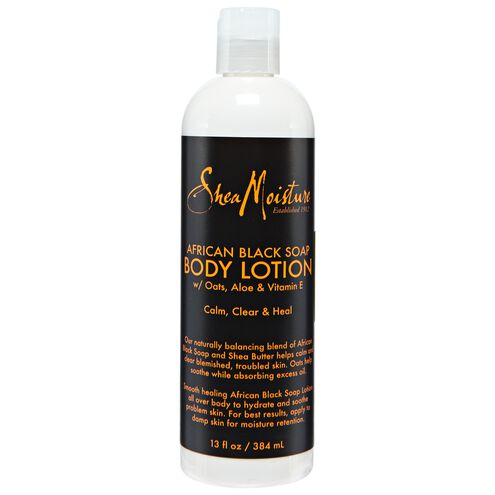 African Black Soap Lotion