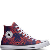 Chuck Taylor All Star Tie Dye Rush Coral/Navy/White