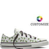 Converse Custom Chuck Taylor All Star Low Top 4-7 yr