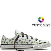 Converse Custom Chuck Taylor All Star Low Top 4-7 yr