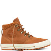 Chuck Taylor All Star Ember Boot Suede and Faux Fur Hazel/Hazel/Egret