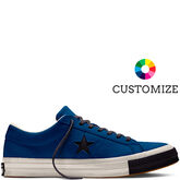 Converse Custom One Star Suede Low Top