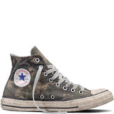 Chuck Taylor All Star Basic Wash Green/Green/White