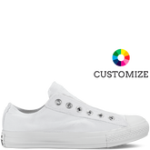 Converse Custom Chuck Taylor All Star Slip Low Top