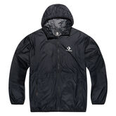 Men Windbreaker Converse Black
