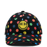 Converse Pride x Miley Cyrus Polka Dot Dad Hat Converse Black Multi Polka Dot