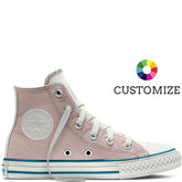 Converse Custom Chuck Taylor All Star High Top 4-7yr
