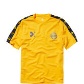 Men's Colorblock Jersey Tee University Gold