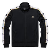 Women Star Chevron Track Jacket Converse Black