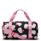 Converse x Hello Kitty Mini Duffel Bag Converse Black/Prism Pink/Fiery Red