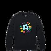 Converse GOLF le FLEUR* Crew Sweatshirt Black