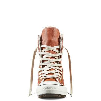 Imagen adicional 3 de producto de Botas Chuck Taylor All Star Hi-Rise Leather + Fur - Converse