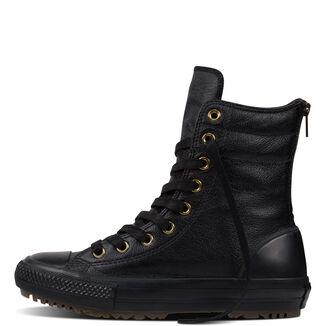 Imagen secundaria de producto de Botas Chuck Taylor All Star Hi-Rise Leather + Fur - Converse