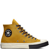 Chuck 70 Trek Tech High Top Turmeric Gold/Black/Egret