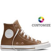 Converse Custom Chuck Taylor Premium Leather High Top