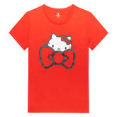 Converse x Hello Kitty Short Sleeve Tee Fiery Red