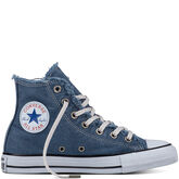 Chuck Taylor All Star Denim Washed Insignia Blue/Gray Dawn