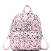 Converse x Miley Cyrus Bandana Mini Backpack Pink Dogwood Bandana