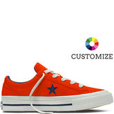 Converse Custom One Star Suede Youth
