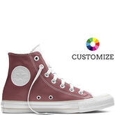 Converse Custom Chuck Taylor Premium Leather High Top