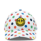 Converse Pride x Miley Cyrus Polka Dot Dad Hat Converse White Multi Polka Dot