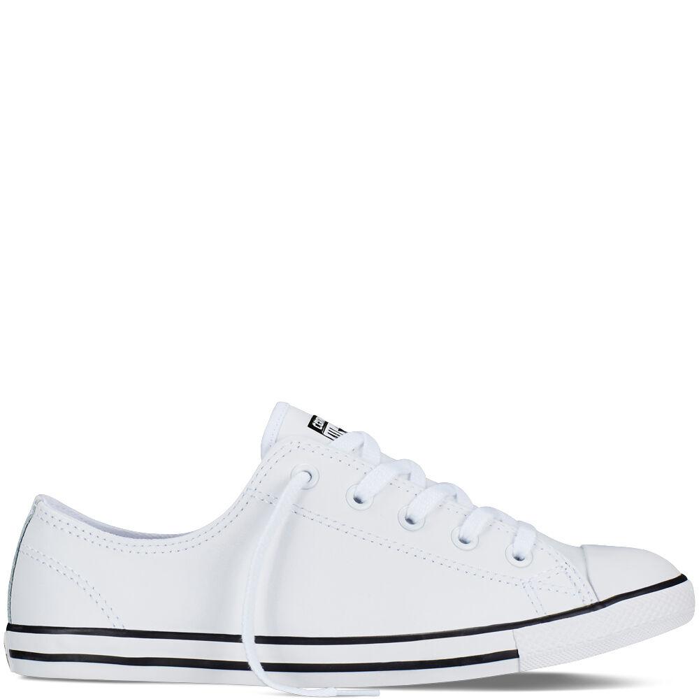 Converse Donna Scarpe Sneaker Chuck Taylor All Star Dainty Low pale CORALLO ROSA