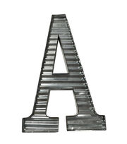 Fab Lab™ Galvanized Letters, , hi-res
