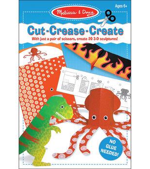 Blue -cut-crease-create