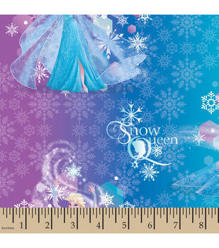 Frozen Elsa Snow Queen Organza