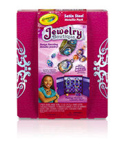 Crayola Mm Jewlery Boutique Mega Metalli, , hi-res