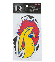 University of Kansas NCAA Magnet, , hi-res