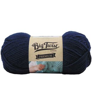 Big Twist™ Collection Value Worsted Yarn